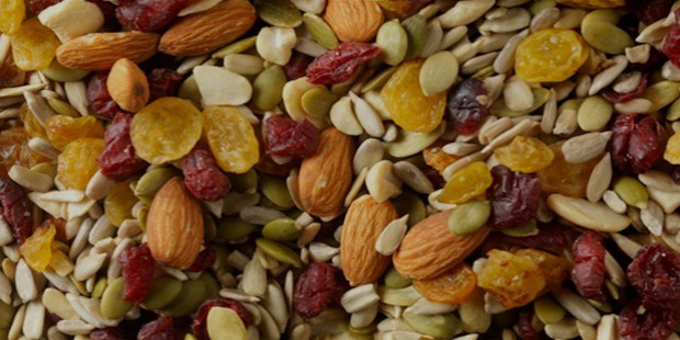nut trail mix