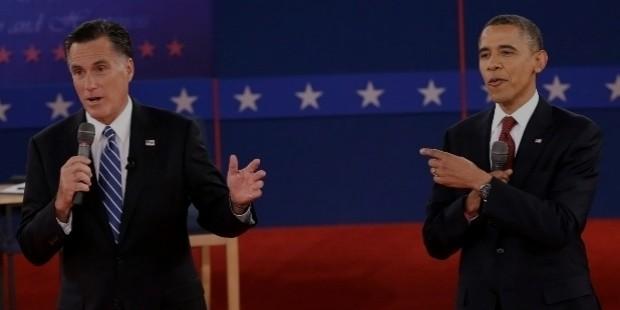 o mitt romney barack obama facebook