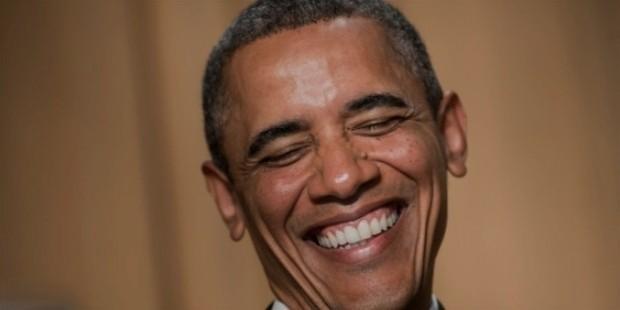 o obama laughing 570