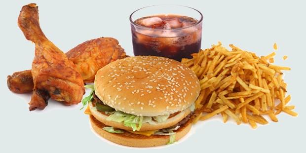 Avoid oily foods
