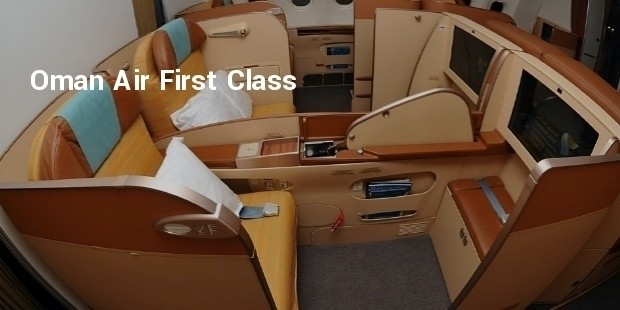 oman air first class