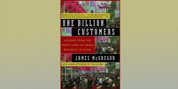 one billion customers book