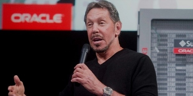 oracle founder