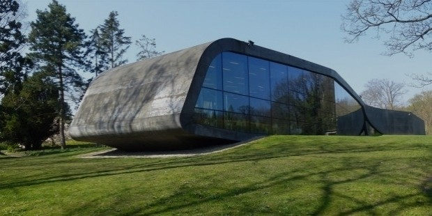 ordrupgaard museum extension incopenhagen
