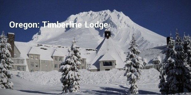 oregon: timberline lodge