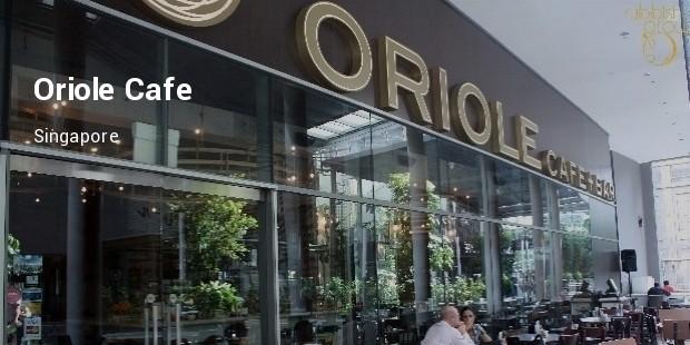 oriole caf, singapore