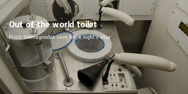 out of the world toilet