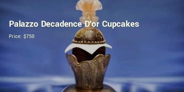 palazzo decadence dor cupcakes