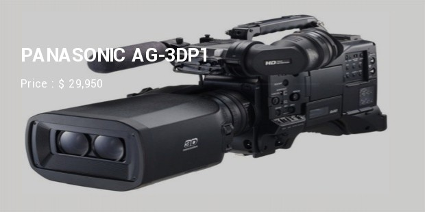 panasonic ag 3dp1