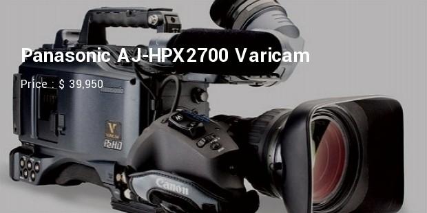 panasonic aj hpx2700 varicam