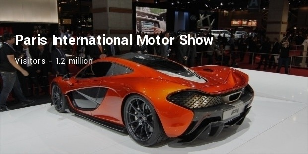 paris international motor show