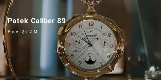 Patek Caliber 89