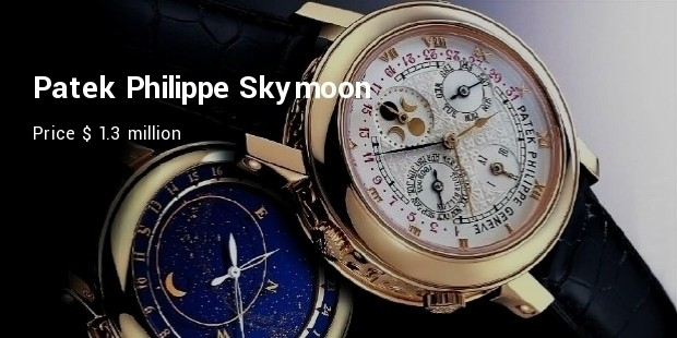 patek philippe skymoon