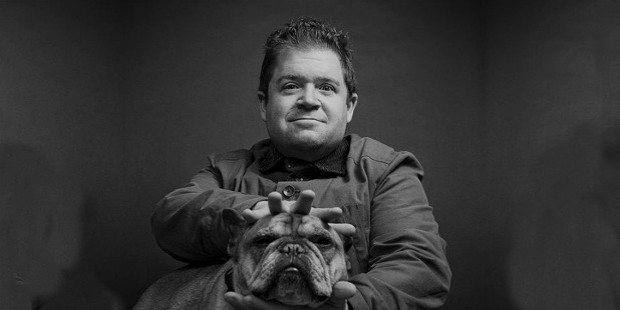 patton oswalt pets cause