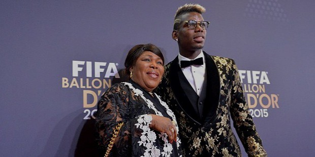 paul pogba mother