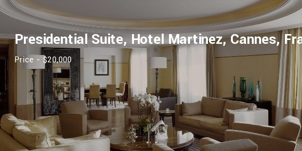 penthouse suite hotel martinez cannes france