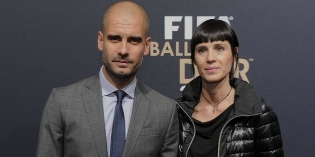 pep guardiola wife cristina serra