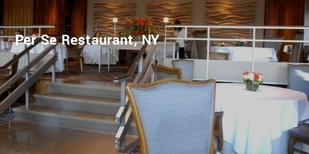 per se restaurant