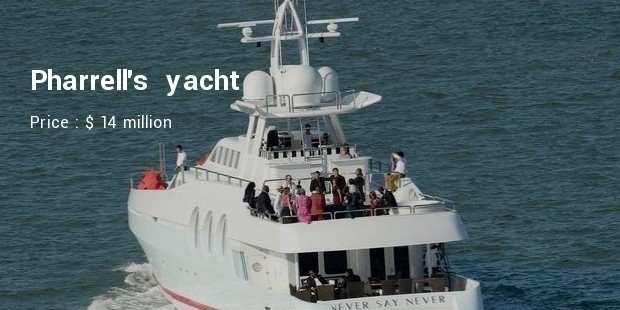 pharalle yacht