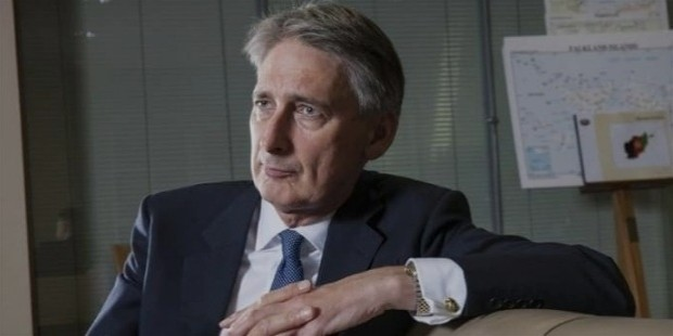 philip hammond business career
