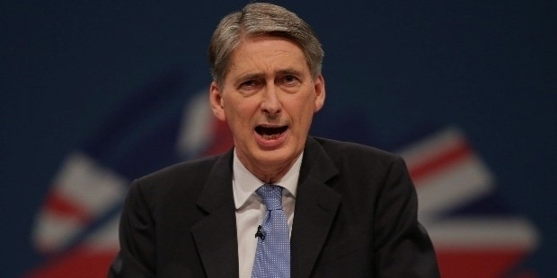 philip hammond political career