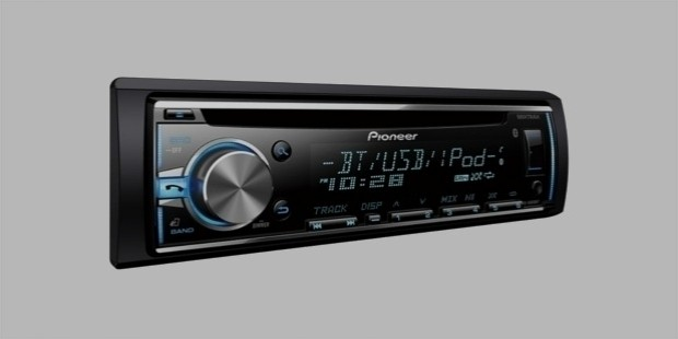 pioneer deh x6800bt stereo