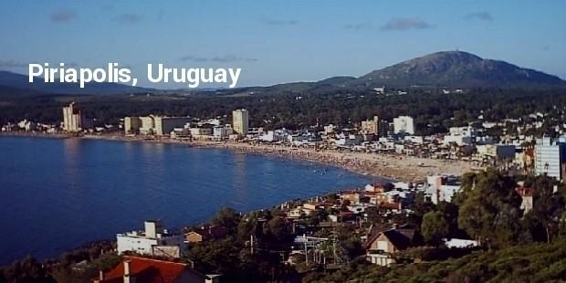 piriapolis, uruguay