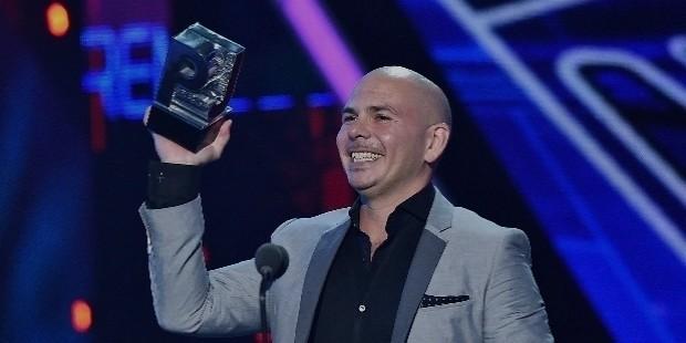 pitbull alma awards