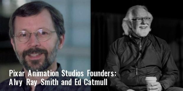 pixar founders