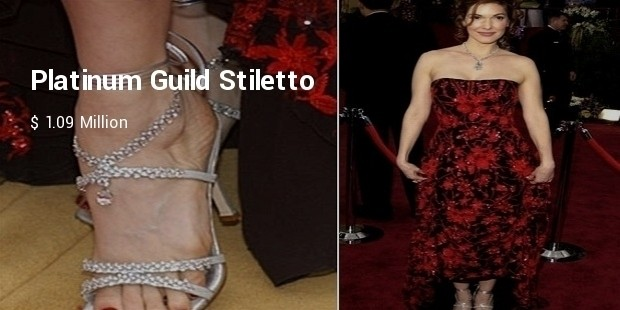 platinum guild stiletto