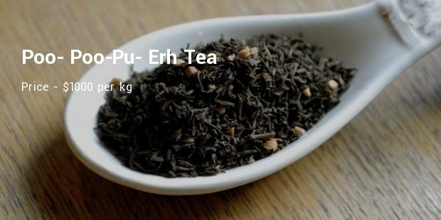 poo  poo pu  erh tea