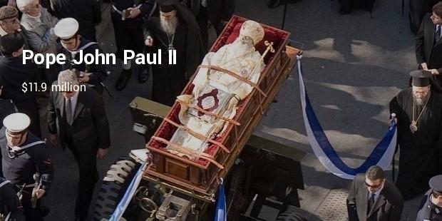 pope john paul ii  $11