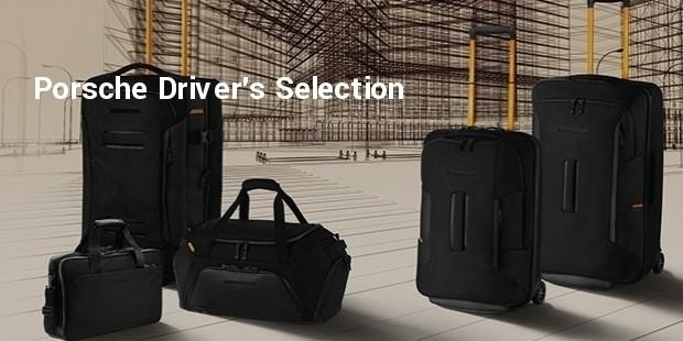 porsche driver s selection