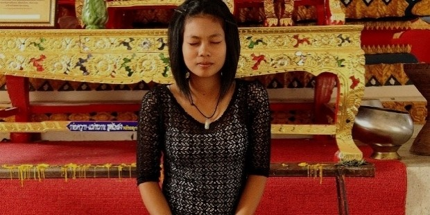 practice mindful breathing