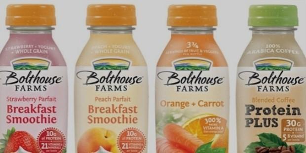 pre bottled smoothies