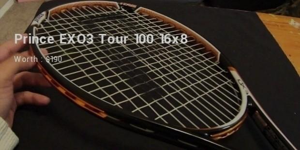 princeex racquet