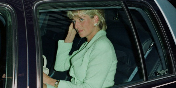 princess diana education