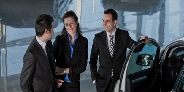 professional salesperson