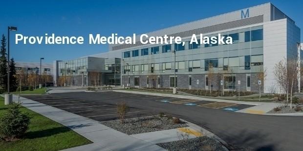 providence medical centre, alaska