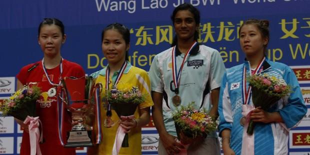 pv sindhu 2013 world championship medal