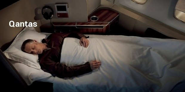 qantas first class airlines