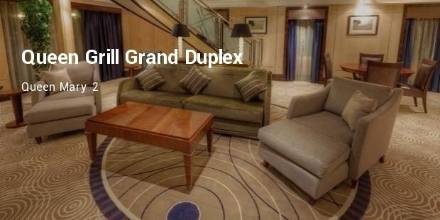 queen grill grand duplex