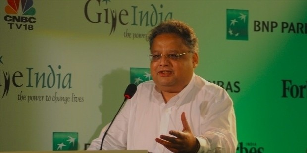 rakesh jhunjhunwala awards and achievements