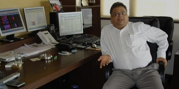 rakesh jhunjhunwala career