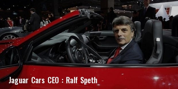 ralf speth