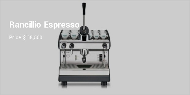 rancillio espresso