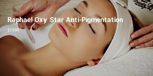 raphael oxy star anti pigmentation