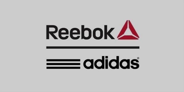 reebok adidas
