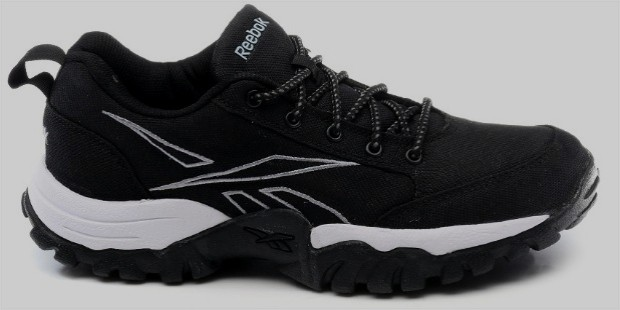 reebok trail run lp black men sports shoes m44503
