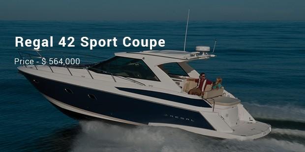 Regal 42 Sport Coupe